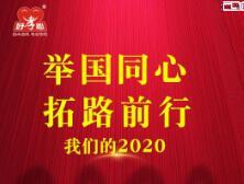 举国同心,拓路前行——我们的2020